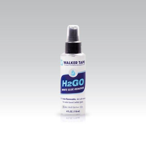 Walker H2GO White Liquid Adhesive Remover 4oz