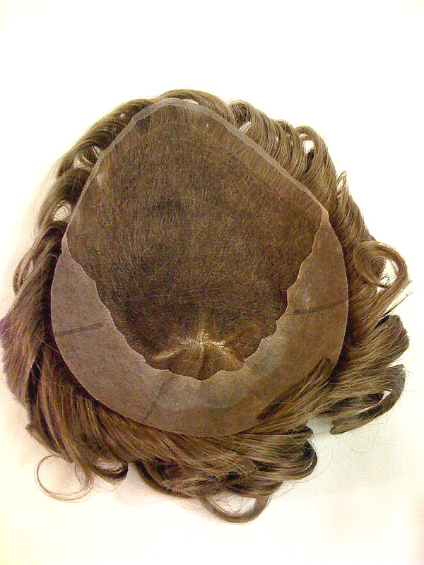 Lace Front Hairpiece R-6