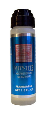 Walker Mity-Tite Dab-On Hairpiece Adhesive 1.3 oz