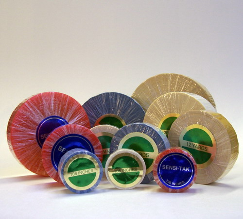 Hairpiece Tape, Rolls