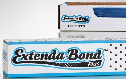 Box of Extenda-Bond Plus (100 Pieces of Adhesive Strips)