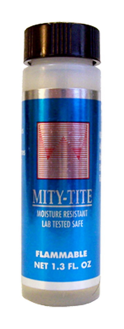 Walker Mity-Tite Brush-On Hairpiece Adhesive 1.3 OZ